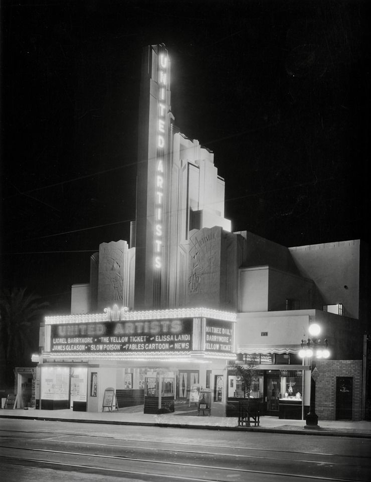 united artist movie theater columbus boulevard