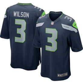 Nike Men s Home Game Jersey Seattle Seahawks Russell Wilson  3 - Dick s  Sporting Goods Moda 5cd93c53d64