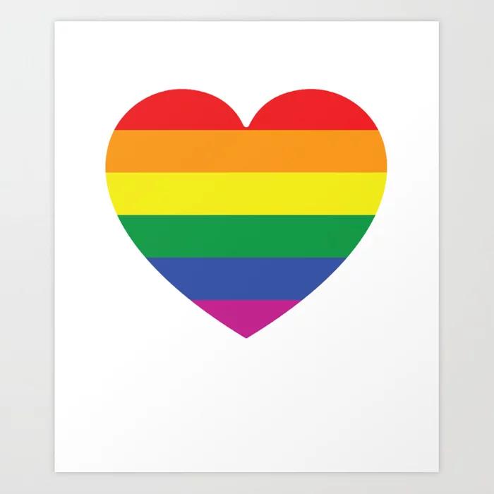 Rainbow Heart Google Search Rainbow Heart Tech Logos Rainbow