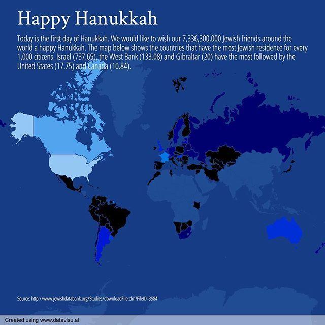 happy hanukkah everyday chartaday daily happyhanukkah also rh pinterest
