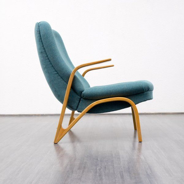 sitzmöbel_sessel 50er Jahre Sessel, Paul Bode, komplett restauriert ...
