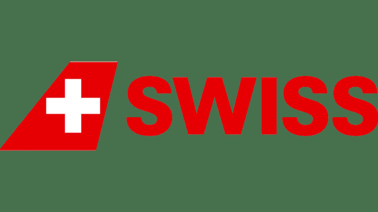 Swiss International In 2020 Logo Evolution Airline Switzerland Flag
