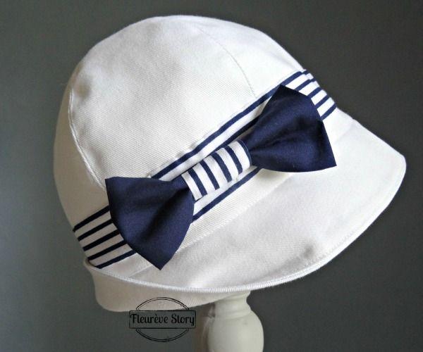 plusieurs couleurs vente pas cher vente limitée Patron gratuit de chapeau cloche 1920 avec explications et ...