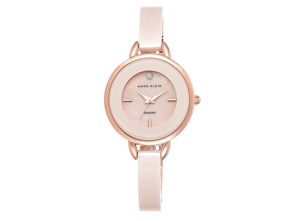 f2fcd8005c74 Anne Klein Blush line AK2132RGLP Reloj para Dama Color Rosa Claro-Liverpool  es parte de MI vida