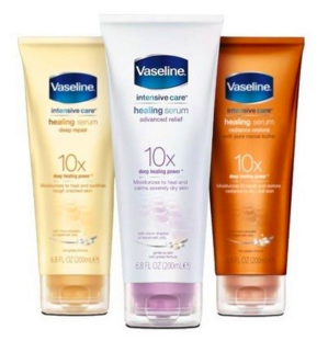 Free Vaseline Intensive Care Healing Serum Sample With Images Body Serum Lotion For Dry Skin Anti Aging Beauty Secrets
