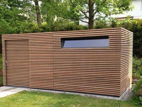 Fmh Geratehauser Design Gartenhauser Fmh Metallbau Und