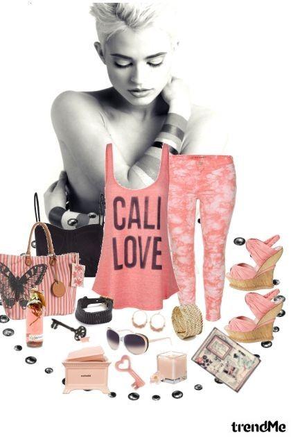 Cali Love from heartafloat - trendme.net