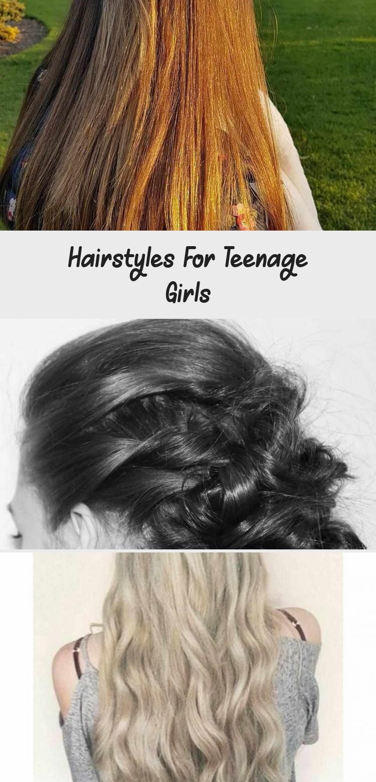 Hairstyles For Teenage Girls Hairstyle A2vids In 2020 Hair Styles Girl Hairstyles Teenage Girl Hairstyles