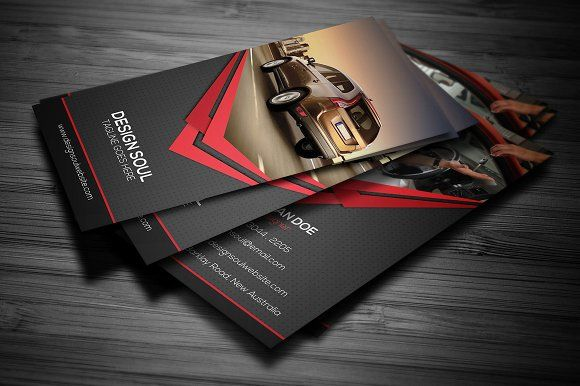 Rent A Car Business Card Business Cards Creative Templates Graphic Design Business Card Business Cards Creative