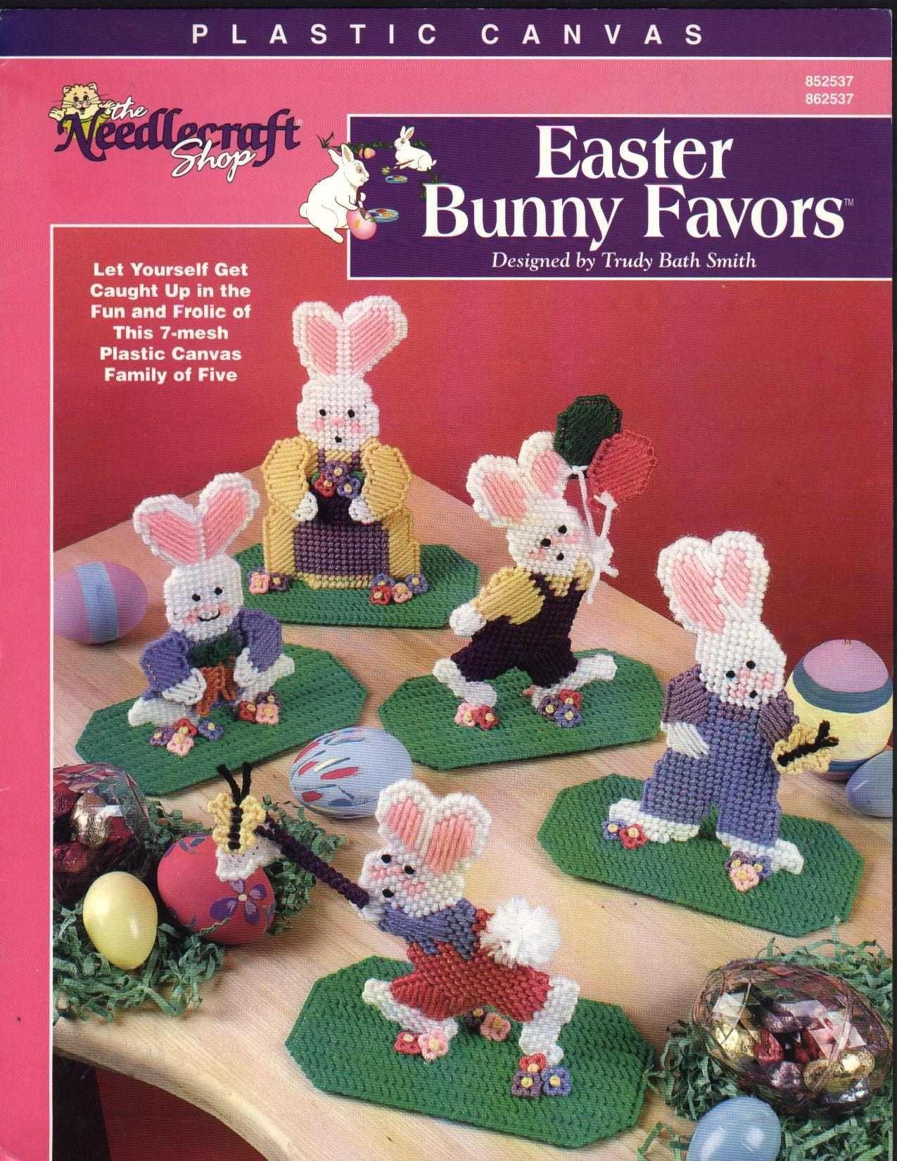 Easter bunny favors 1 lona de pl stico pinterest - Lonas de plastico ...