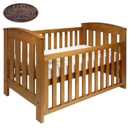boori country collection madison 3 in 1 cot bed sofa flexform gary classic heritage teak stuff i like nursery