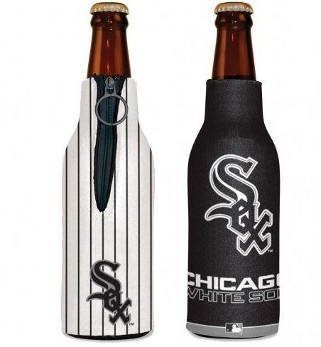 Chicago White Sox Zipper Bottle Cooler By Wincraft