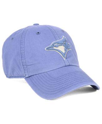 sale retailer 6f47c 683d3  47 Brand Toronto Blue Jays Hudson Clean Up Cap - Blue Adjustable
