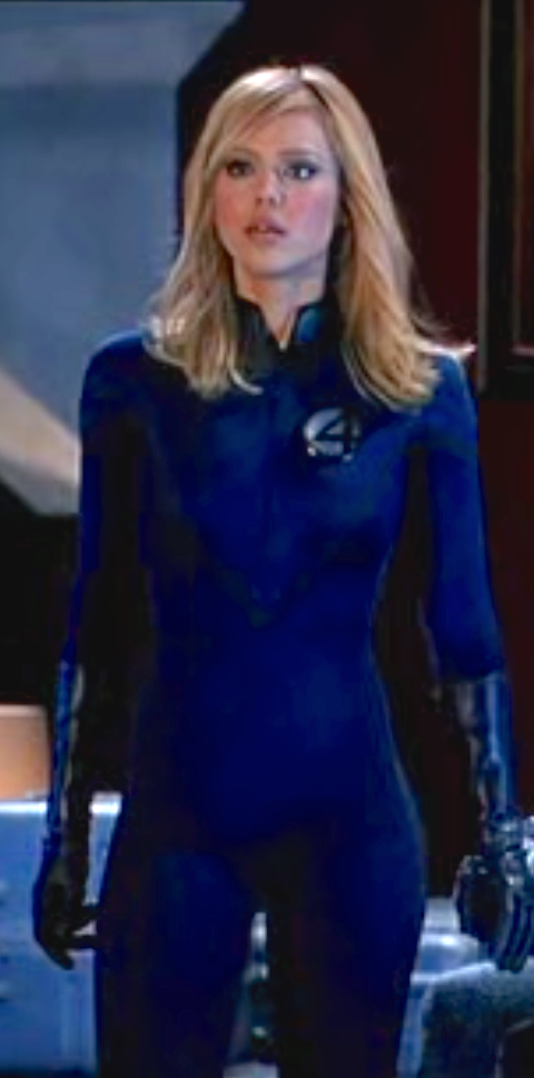 N 14 jessica alba as sue storm invisible woman - Femme invisible 4 fantastiques ...