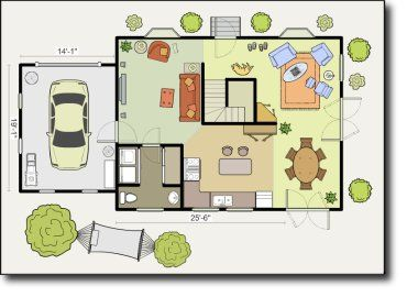 Room Layout Design interactive layout craft room mood how to design an  online room