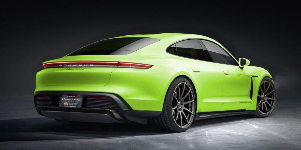 Hennessey Porsche Taycan Announced Porsche Taycan Porsche Chevrolet Camaro Zl1