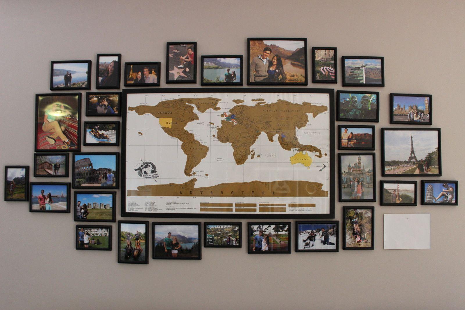 50+ pared de viaje increíble | Dekorde.info