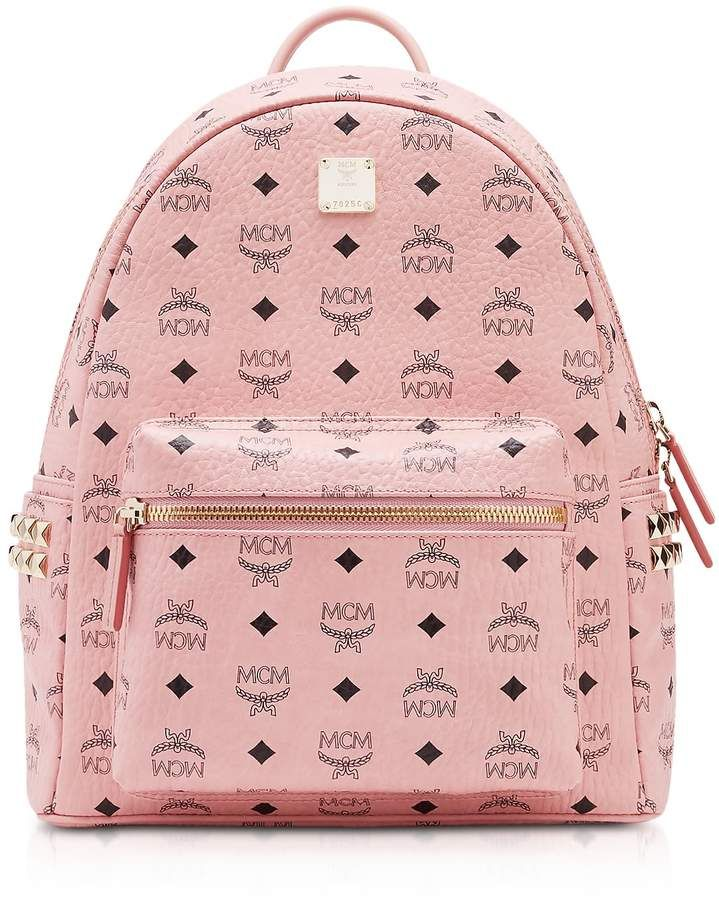 3113fdb20 Mcm Soft Pink Small-medium Stark Backpack in 2019 | Products ...