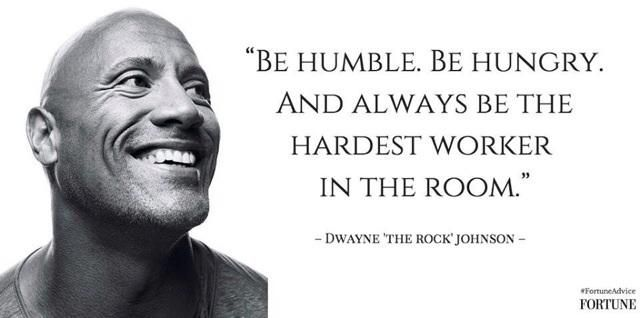 Be The Hardest Working Man In The Room Rock Quotes Quotes Life