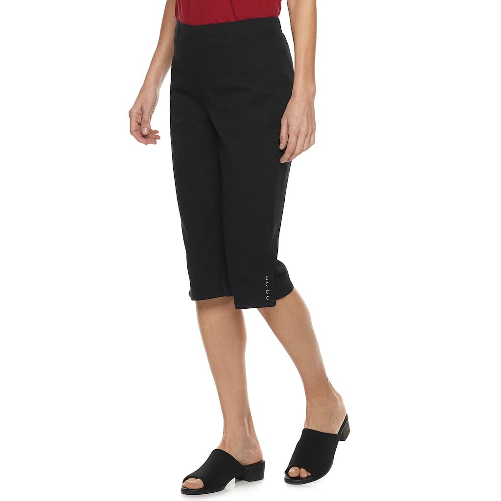 petite-black-pull-on-capris