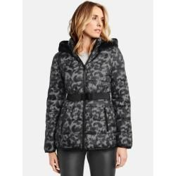 Photo of Steppjacke mit Leomuster Grau Gerry WeberGerry Weber