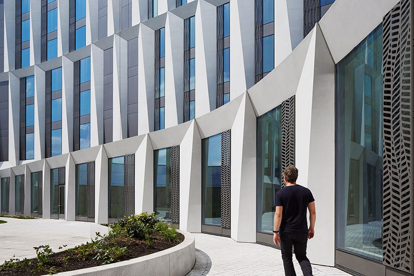 studio gang adds to university of chicago campus