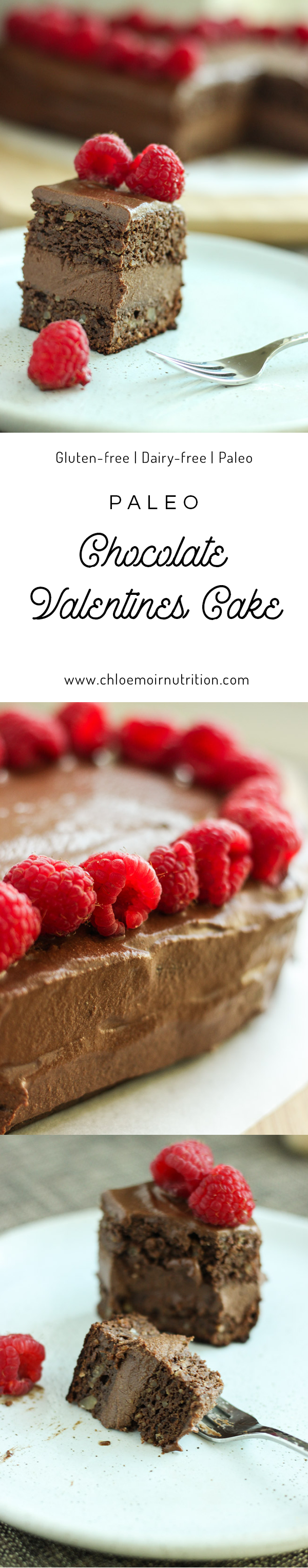 Chocolate valentines cake that is easy and delicious. Vegetarian | Gluten Free | Dairy-free | Paleo | Recipe | Breakfast | Healthy | Love