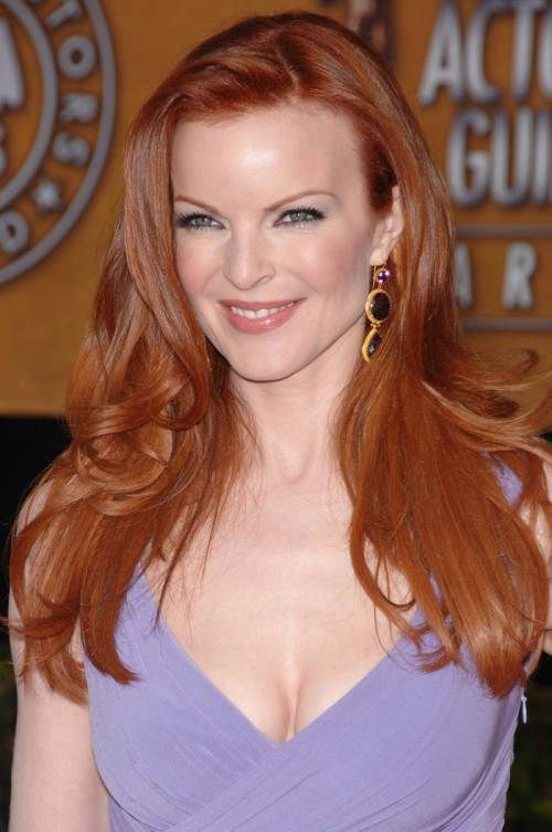 Color Ideas For Natural Redheads : If i had natural red hair wouldnt have dyed it. strawberry