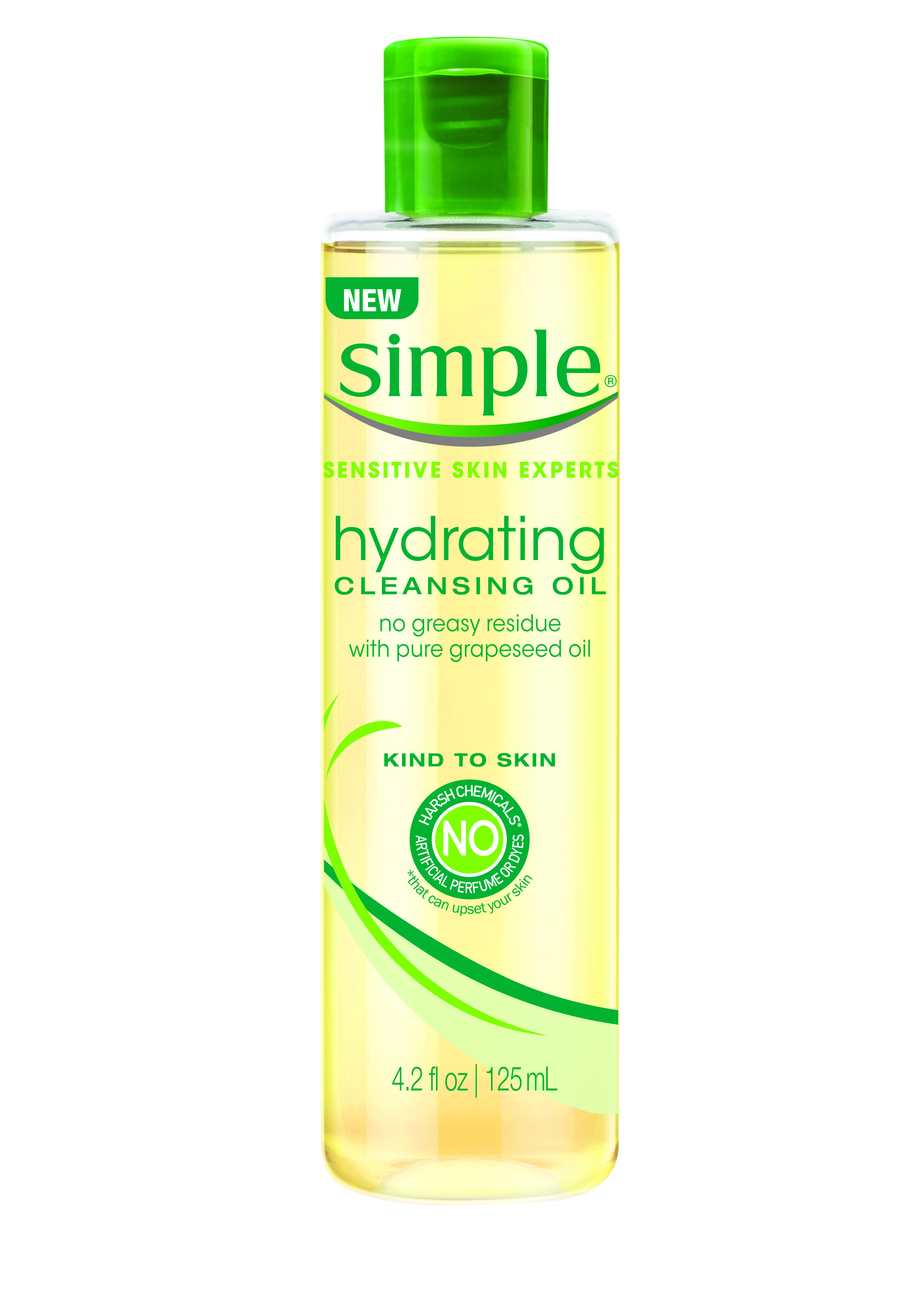 Simple Hydrating Cleansing Oil (With images) Skin