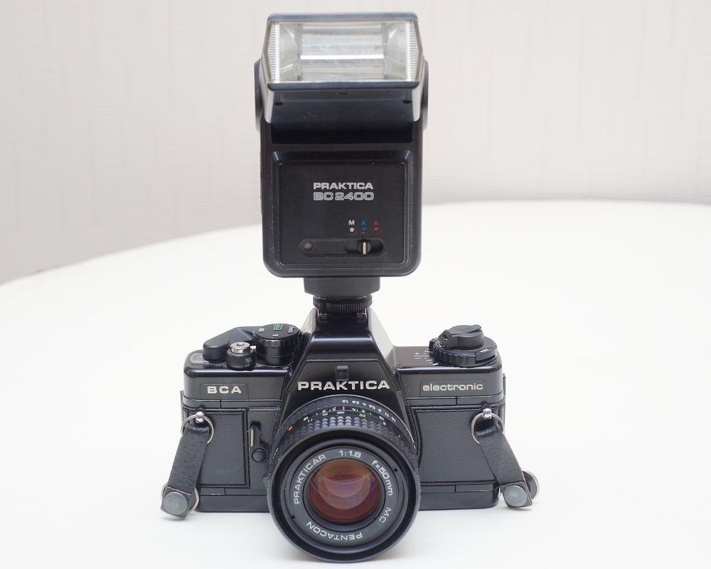 Обои Praktica bca electronic, камера. HI-Tech foto 16