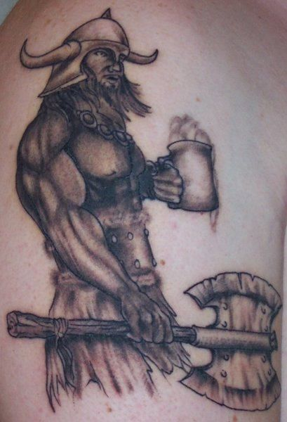 Warrior Tattoos - Page 9 | Warrior tattoos, Viking tattoos ...