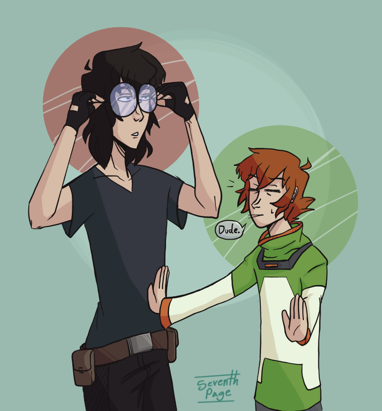 """seventhpage """"Have some Kidge bromance, it's good for the"""