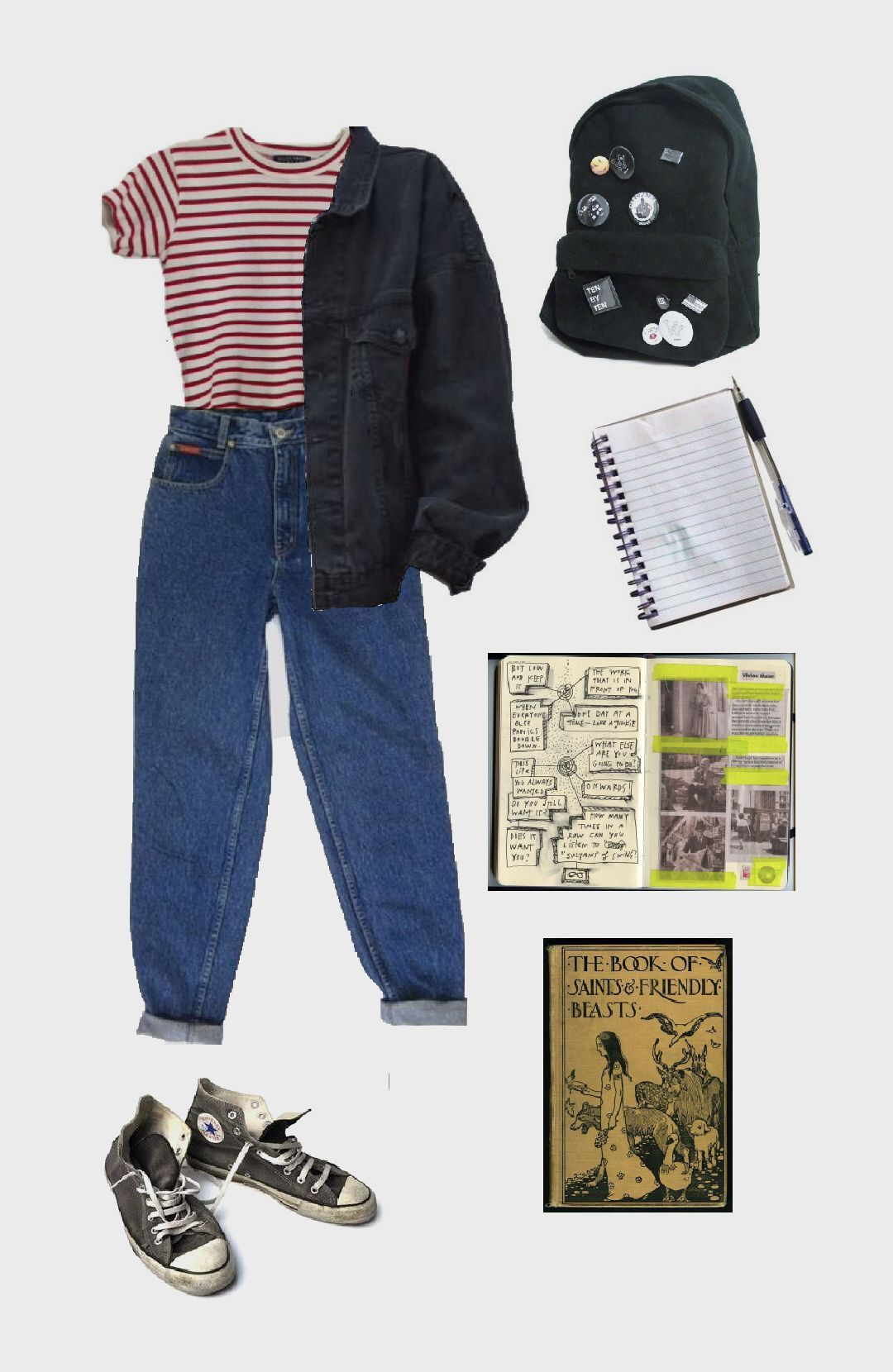 Aesthetic I like | Aesthetic clothes, Retro outfits ...