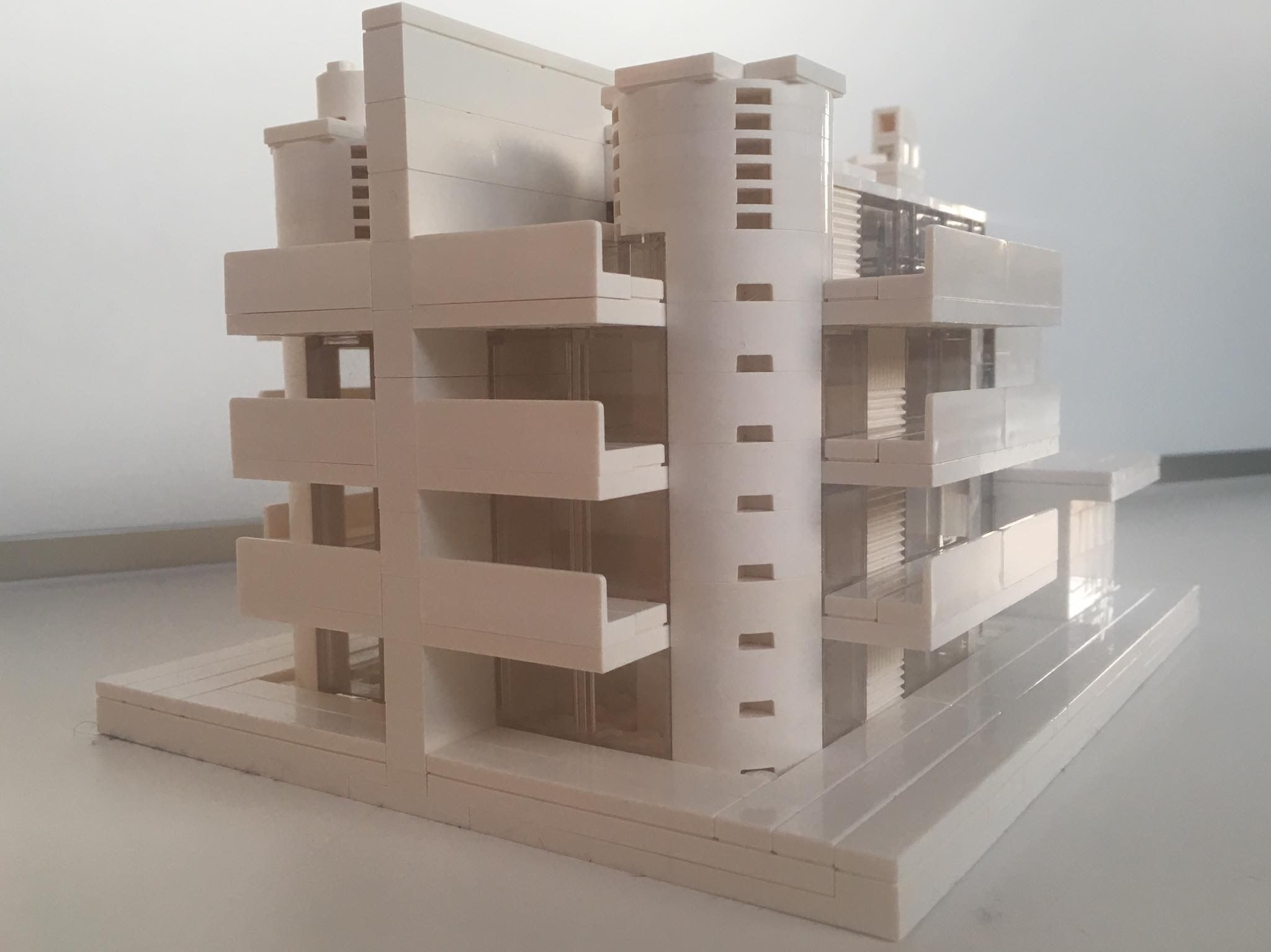 Lego Architecture, Lego Architecture Studio, Harm Bron ...