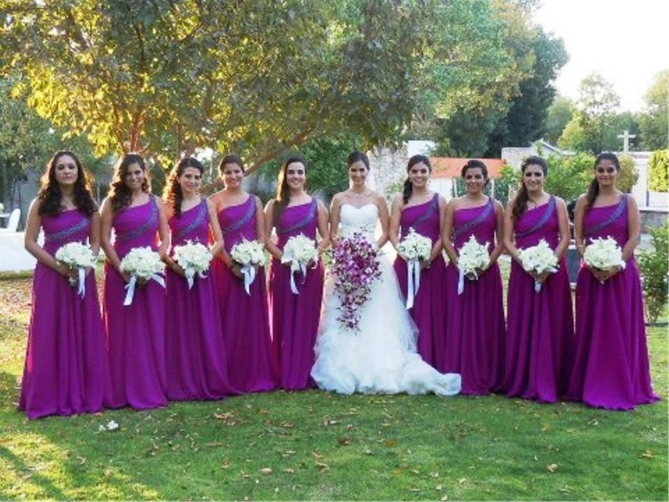 BOUQUET BUGAMBILIA | MV BANQUETES | Pinterest | Vestidos de novia ...