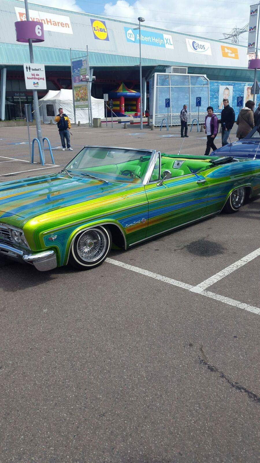 Pin By Sin Eric On Candy Paint Cool Old Cars Lowrider Cars