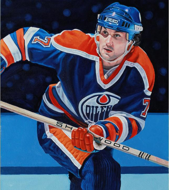 Paul Coffey, Edmonton Oilers By Tony Harris