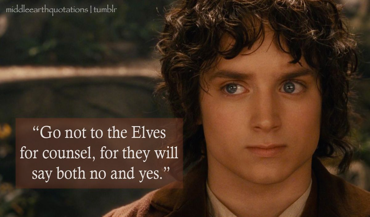a hero rings thethingis is frodo in thing unexpected the of rivendell story lord