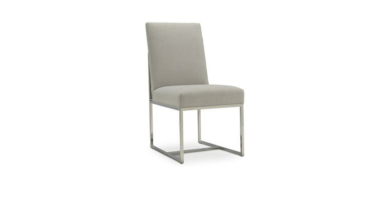 GAGE LEATHER LOW DINING CHAIR- Mitchel Gold & Bob Williams