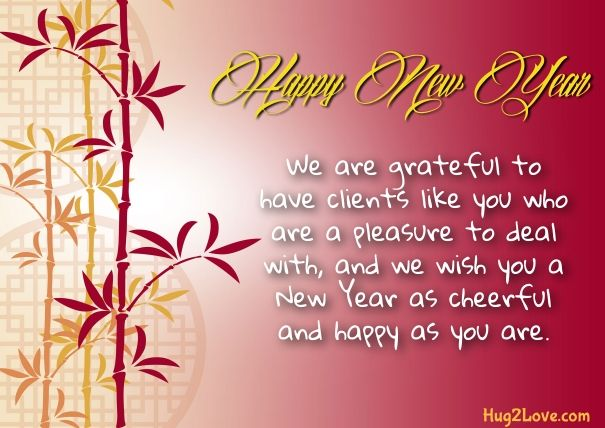 Image result for happy new year message to customers