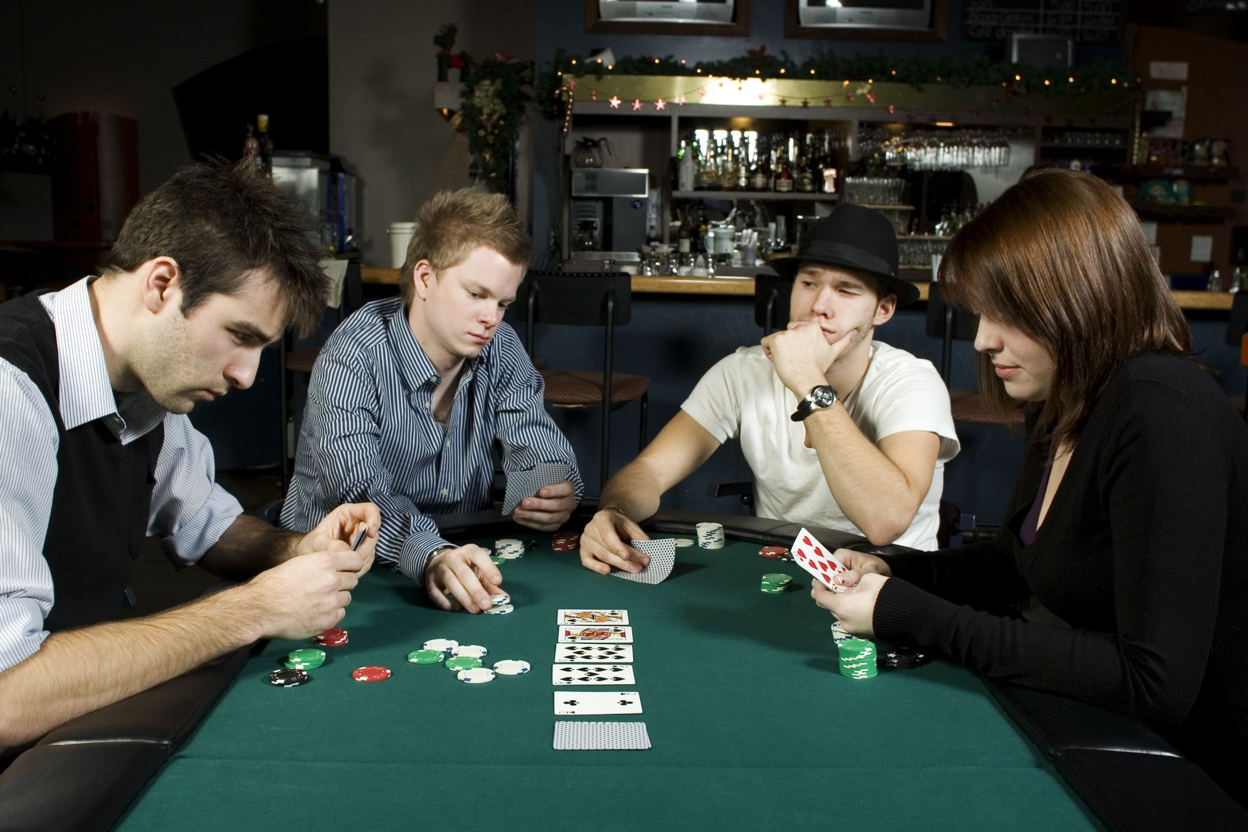 Local Poker Tournaments