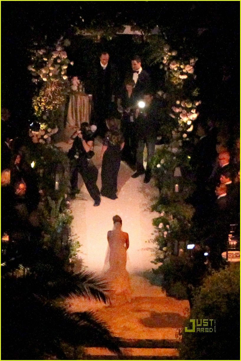 The Ultimate Celebrity Wedding Gallery | Mike comrie