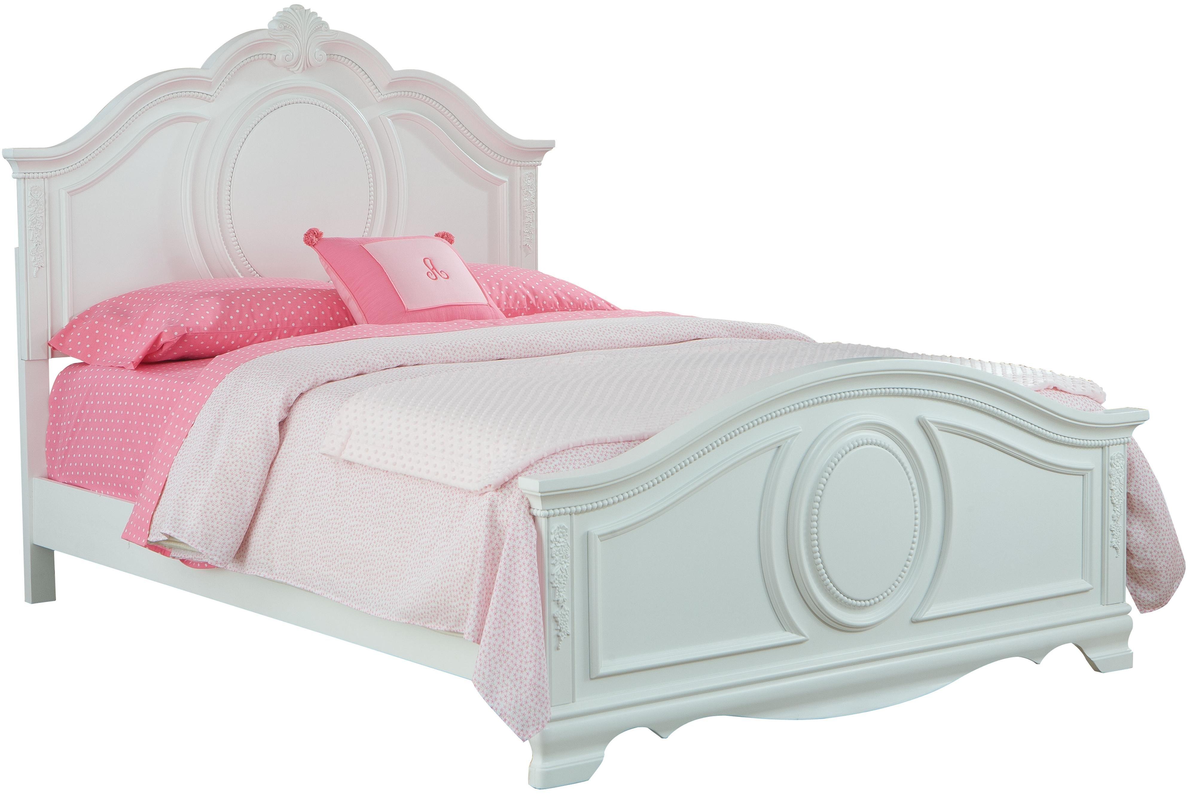 Villa Twin Sleigh Bed By Samuel Lawrence - Sophia Kai