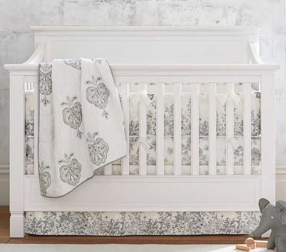 Larkin 4 In 1 Convertible Crib