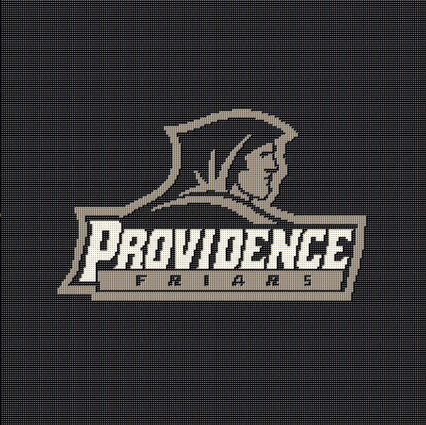 $5 - Providence - Crochet Afghan Pattern - Providence College Friars ...