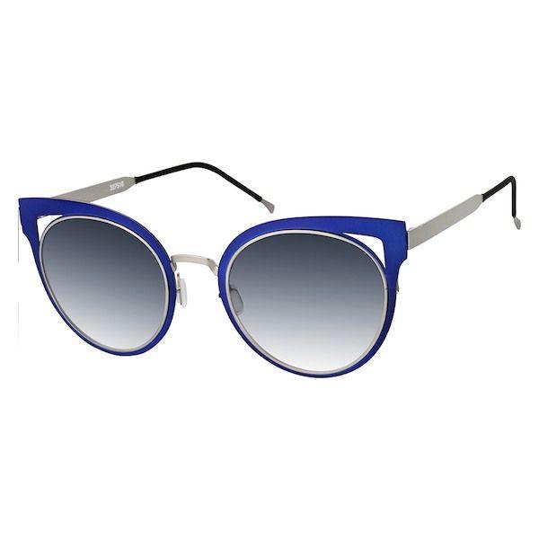 6658bb8de47 327516 Cat-Eye Sunglasses. Zenni Womens Cat-Eye Prescription Eyeglasses Blue  ...