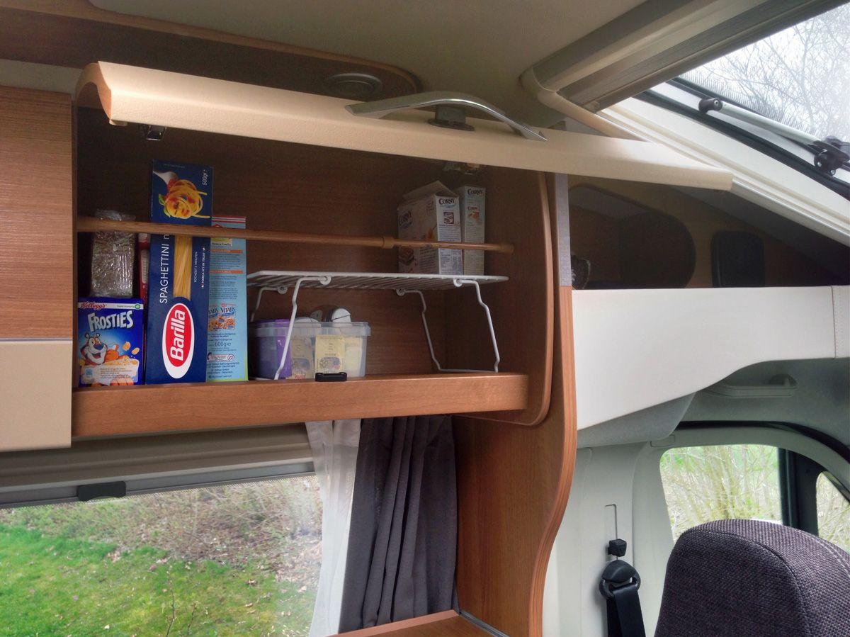 Barkeeper Sorgt Fur Sicherheit Und Ordnung Im Wohnmobil Oberschrank Wohnmobil Wohnmobil Zubehor Wohnwagen Zubehor