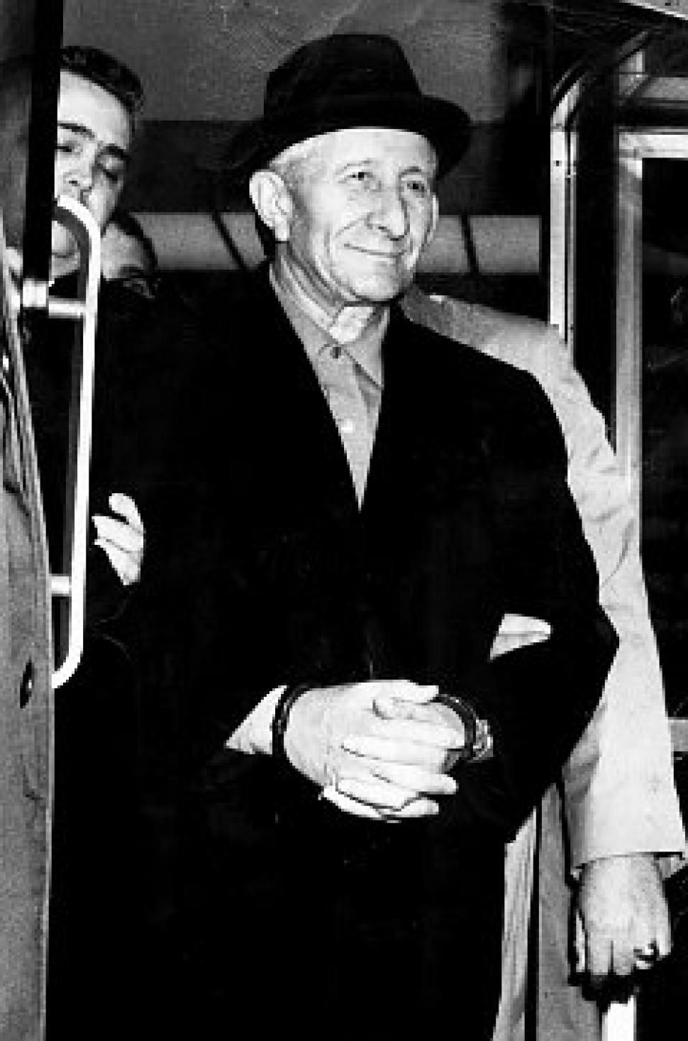 "Carlo ""Don Carlo"" Gambino (August 24, 1902 – October 15, 1976) was ..."