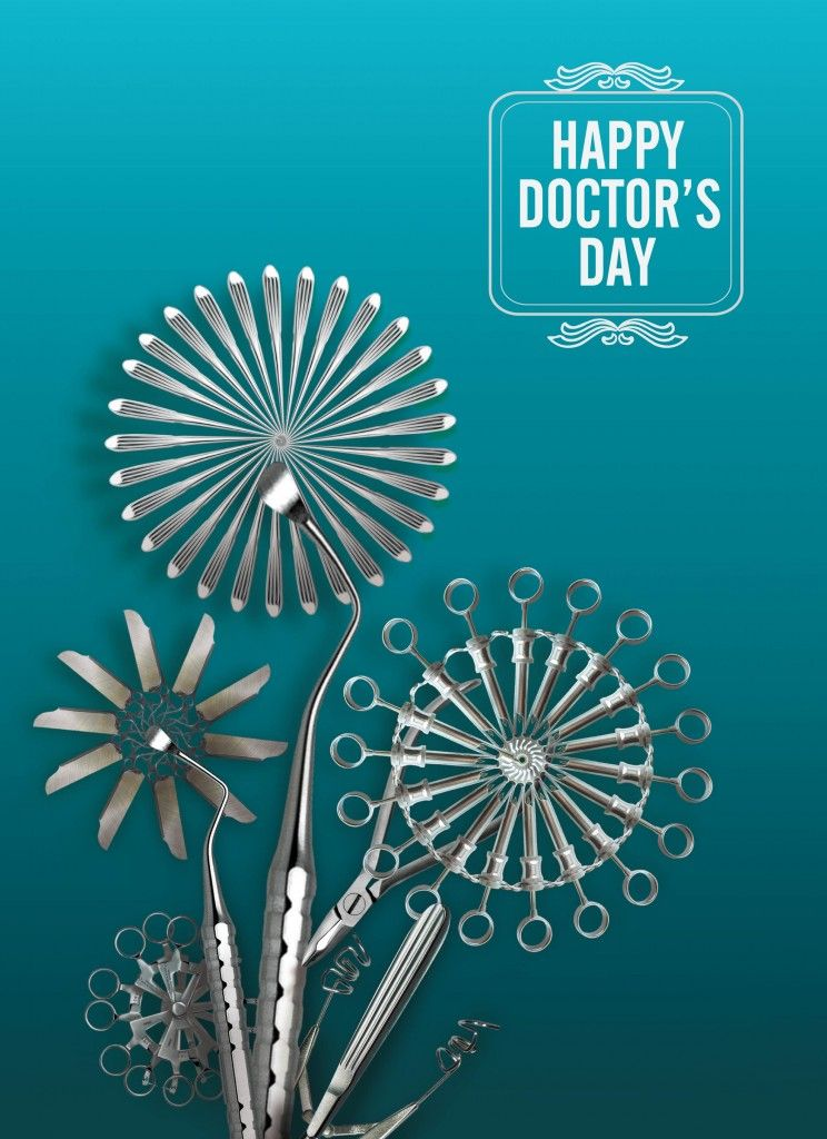 Doctors Day Posters Share It With Your Doc  Creative