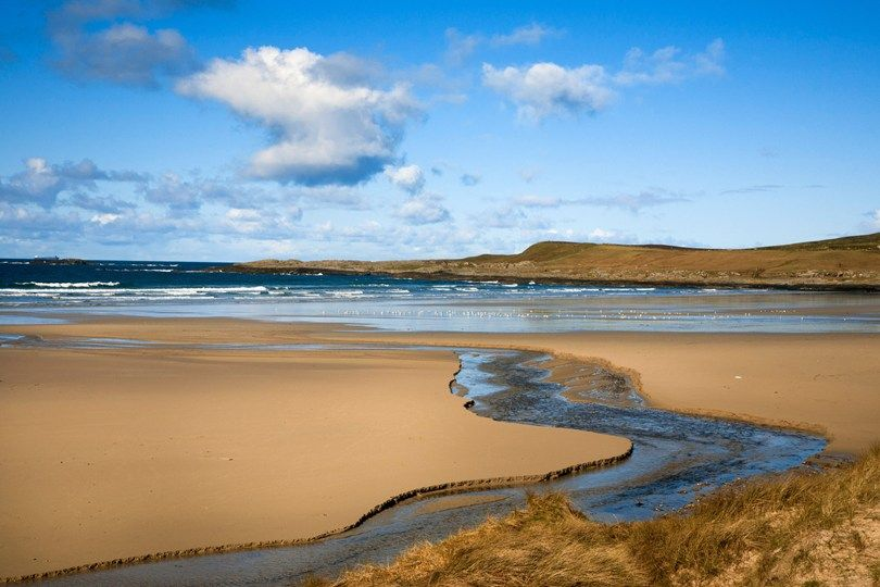 Britains Best Beaches Scotland And Beach - Britains 15 best beaches